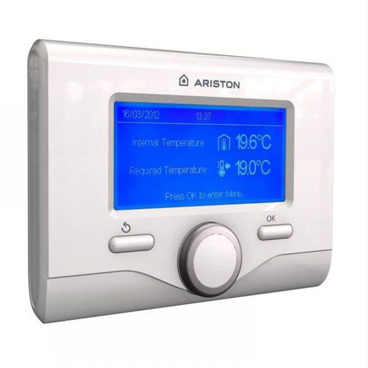 Slika Plinski kondenzacijski bojler 24 kW - Ariston Eco Green One paket