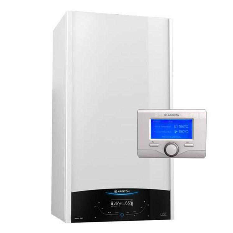 Slika Plinski kondenzacijski bojler 30 kW - Ariston Eco Premium One paket