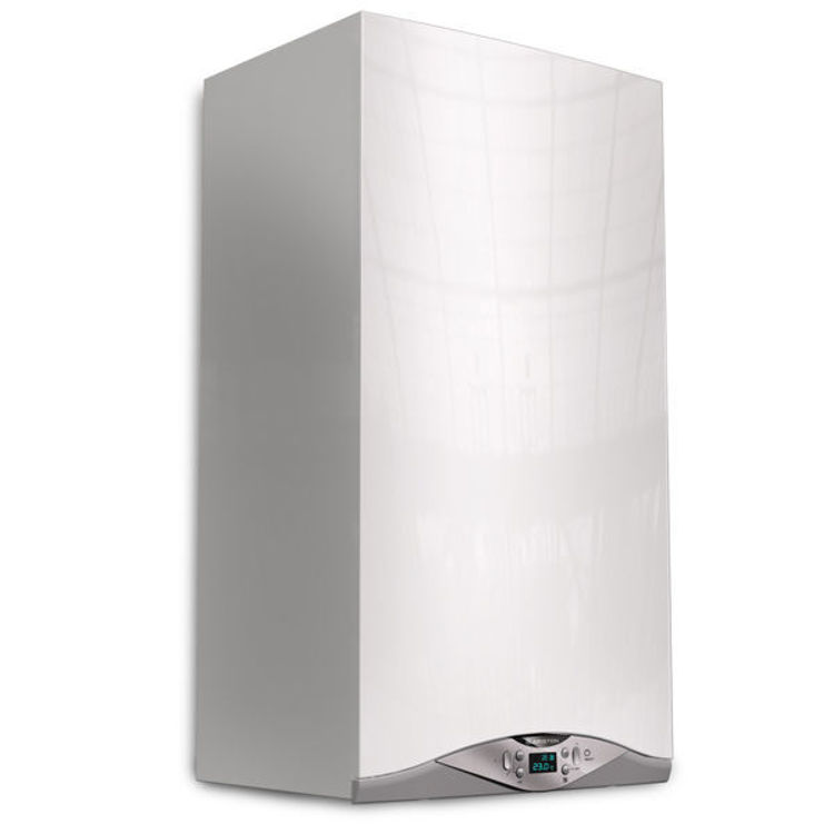 Slika Plinski kondenzacijski bojler 24 kW - Ariston Eco Compact One paket