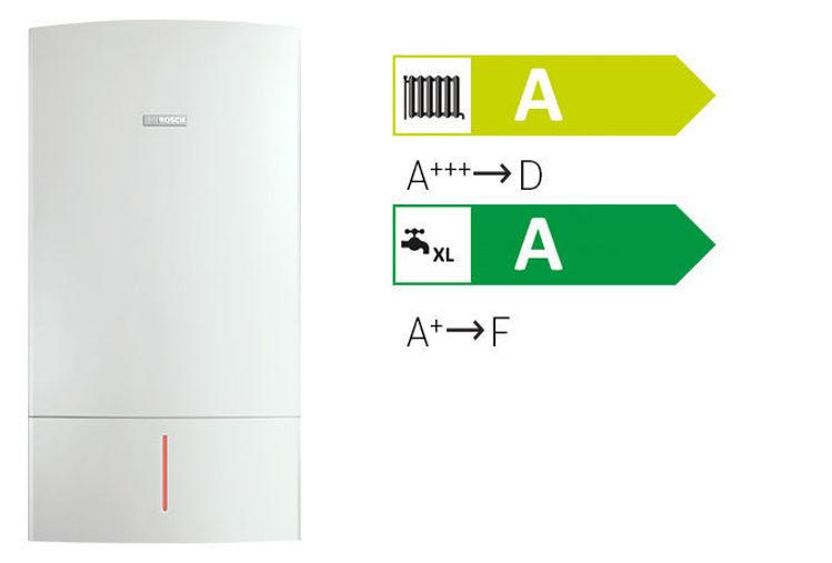 Slika Plinski kondenzacijski kombi bojler 24 kW - BOSCH Eco Light 1 paket